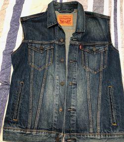 Levi's denim Vest for Sale in Chicago,  IL