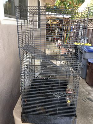 Small animal cage for Sale in Sunnyvale, CA