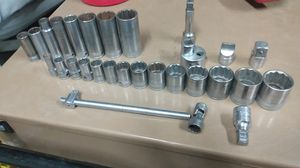 Vintage snap on sockets for Sale in Aurora, CO