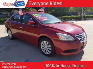 2014 Nissan Sentra for Sale in Houston, TX