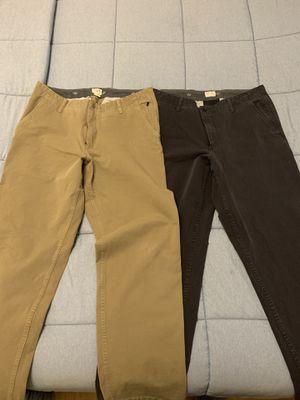 Men's pants—36 waist for Sale in Rancho Cucamonga, CA