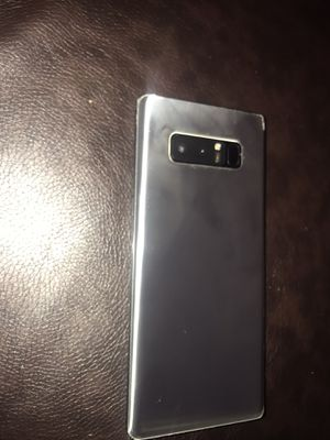 Galaxy Note 8 trade for an iphone x for Sale in Reedley, CA