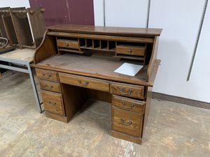 Roll top desk for Sale in Houston, TX