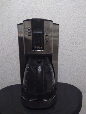 Mr Coffee Coffee Maker for Sale in Tempe, AZ