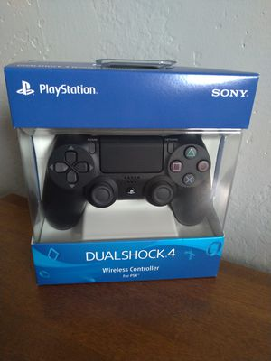 Brand New PlayStation 4 Dualshock Wireless Controller . I paid $70 with shipping and tax I'm just trying to get my money back. Sold out in stores ! for Sale in Chula Vista, CA