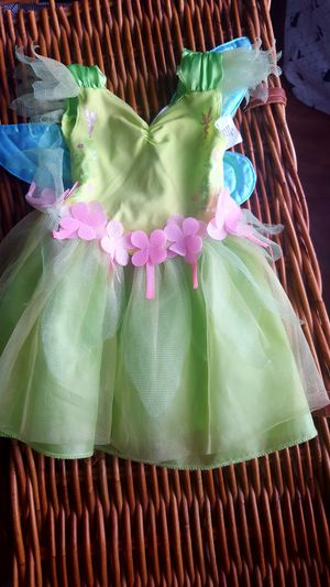Girl's DISNEY TINKERBELL costume 6-12 months for Sale in Hoffman Estates, IL