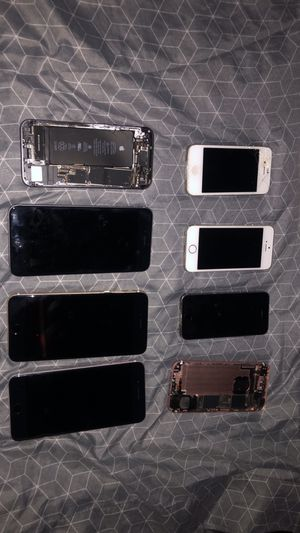 iPhones FOR PARTS for Sale in Corona, CA
