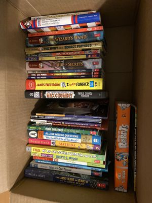 Children's books ages 8-11 for Sale in Frisco, TX