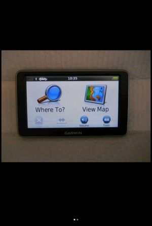 """5"""" GPS GARMIN NUVI 2460 WITH BLUETOOTH for Sale in Columbus, OH"""