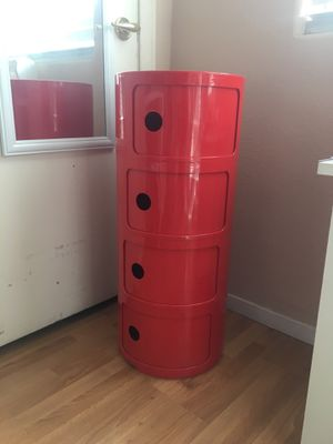 Kartell componibily 4 tier / storage for Sale in Henderson, NV