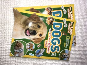 National Geographic dog book for Sale in Corona, CA