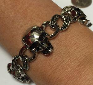 Scull bracelet for Sale in Denver, CO