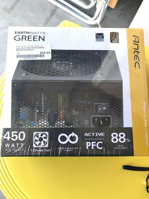 Power Supply 450W for Sale in Poway, CA