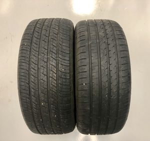 225/50r17 TIRES (only 2) for Sale in Yalesville, CT