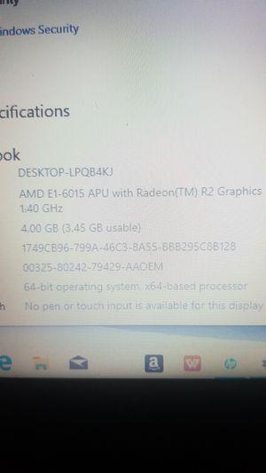 HP laptop Notebook for Sale in Denver, CO
