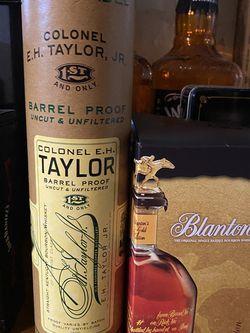 Blantons Gold EH Taylor Barrel Proof for Sale in Nashville,  TN