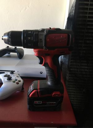 Milwaukee brushless drill for Sale in San Diego, CA