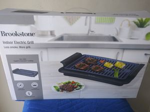 BROOKSTONE INDOOR ELECTRIC GRILL for Sale in Pembroke Pines, FL