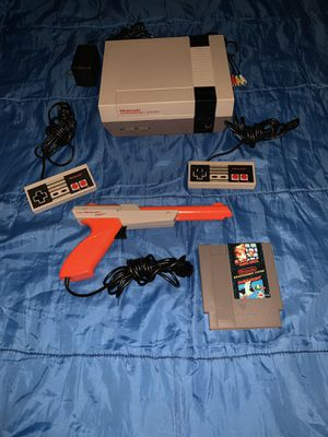 Original Nintendo with Super Mario Bros for Sale in Houston, TX