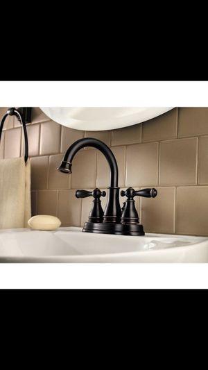 Brand New Pfister Bathroom Faucet in bronze /// llave de baño for Sale in Miami, FL