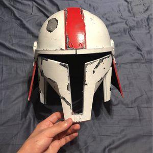 Custom Mandalorian Helmet for Sale in Jupiter, FL