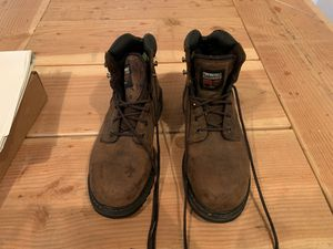 Timberland pro work boots, steel toe for Sale in Lacey, WA