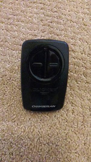 Chamberlain Universal garage door remote - clicker for Sale in Oceanside, CA