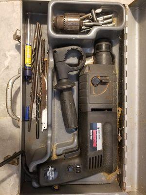 Black & Decker industrial heavy duty 3/8 hammer drill for Sale in Front Royal, VA