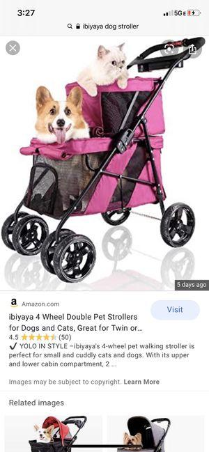 Donation Dog stroller for Sale in North Bay Village, FL