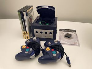 Dol-001 OEM Nintendo GameCube w/ Games & Memory Card | Excellent Condition for Sale in Franklin, IN