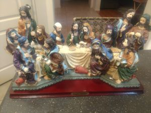 Yanglin Collection last supper for Sale in Queen Creek, AZ