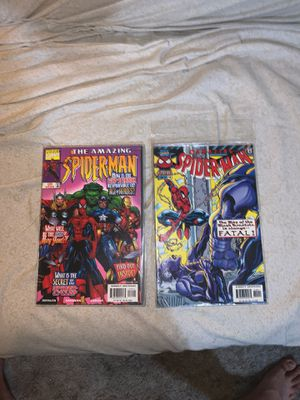 Spider-Man comics for Sale in Fresno, CA