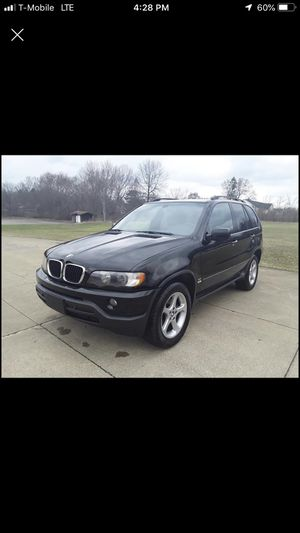 2003 BMW X5 for Sale in Cleveland, OH