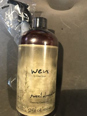Wen 16oz sweet almond for Sale in New England, ND