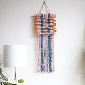 Small Vertical Stripe Wall Hanging for Sale in Shoreline, WA