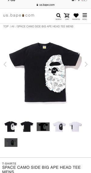 Bape T shirt for Sale in Washington, DC