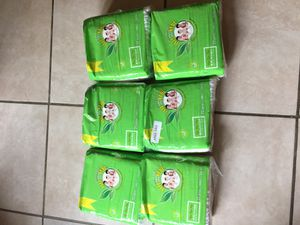Baby diapers size 4 ( 6 bags of 20 ) for all 120 diapers for Sale in Winter Garden, FL
