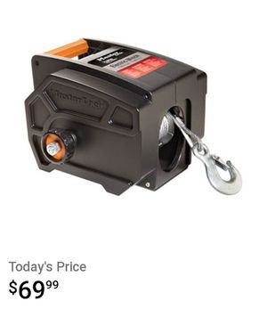 Masterlock Portable Winch for Sale in Warner Robins, GA