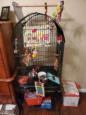 Large bird cage for Sale in Garner, NC