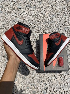 Air Jordan Banned 1 for Sale in Charlotte, NC