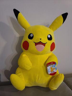 Pokemon Pikachu 24in Plush - Wicked Cool Toys for Sale in Woodbridge, VA