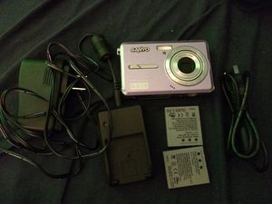 Sanyo digital camera great for beginners for kids for Sale in Cadillac, MI