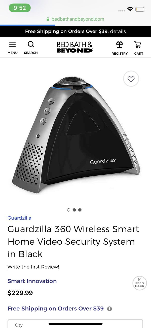 Security Camera (Guardzilla) 360°