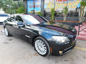 2011 BMW 7 Series for Sale in Tampa, FL