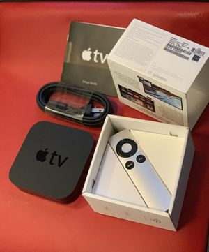Apple TV - 3rd Generation A1469 for Sale in Woodway, WA