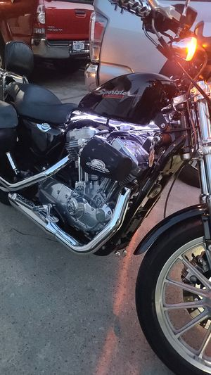 2004 Harley Davidson Sporster 883 for Sale in Chicago, IL