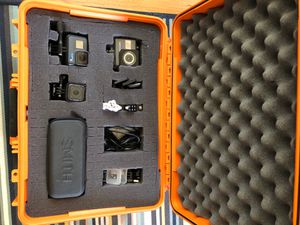 GoPro hero 6 and session 5 camera kit for Sale in Beaverton, OR