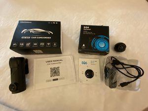 2 camera car for Sale in Belmont, CA
