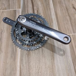 Shimano Ultegra 10 speed triple chainset for Sale in Denver, CO