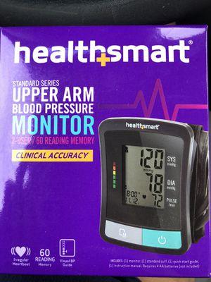 Health Smart Upper Arm Blood Pressure Monitor for Sale in Torrance, CA